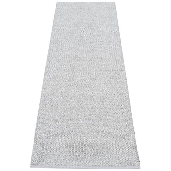 Pappelina Tappeto Svea 70 x 240 cm, grey metallic