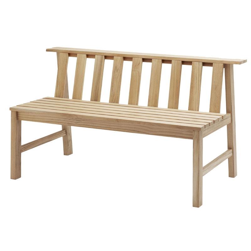 Skagerak Plank Bench 144