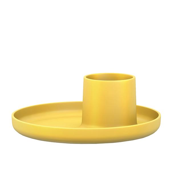 Vitra O-Tidy säilytin, keltainen
