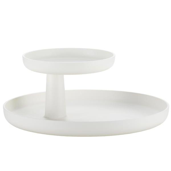 Vitra Rotary tray, white