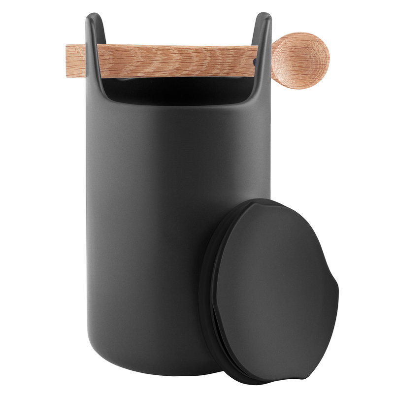 Eva Solo Toolbox organiser with lid, 20 cm, black