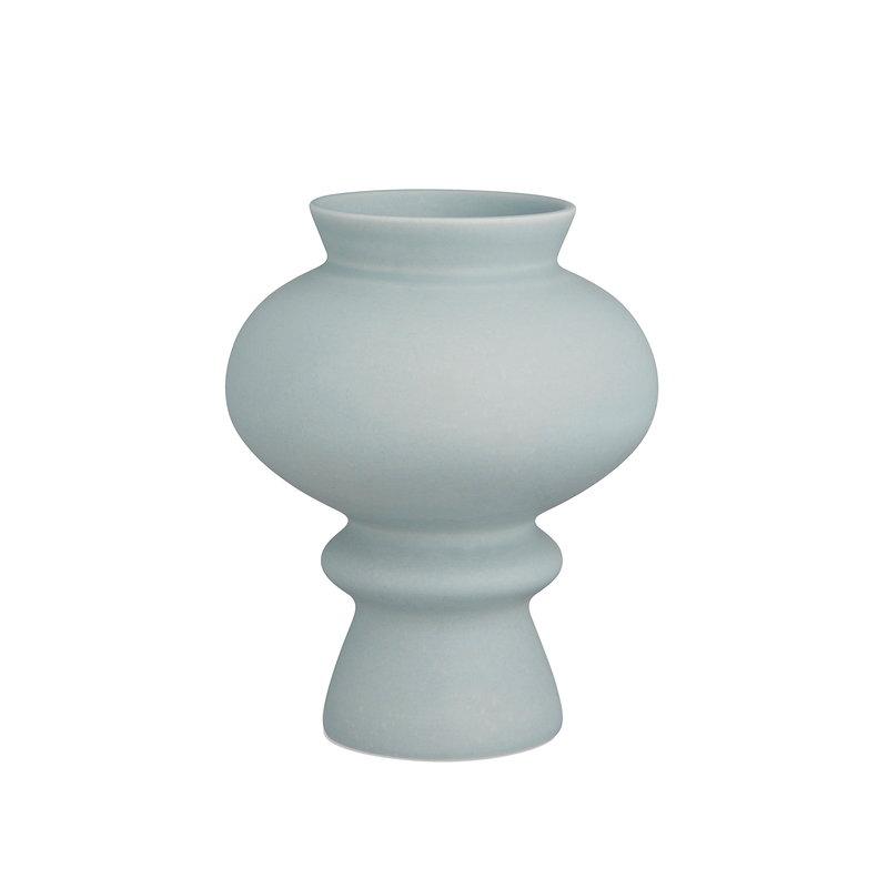 Kähler Kontur vase 23 cm, blue