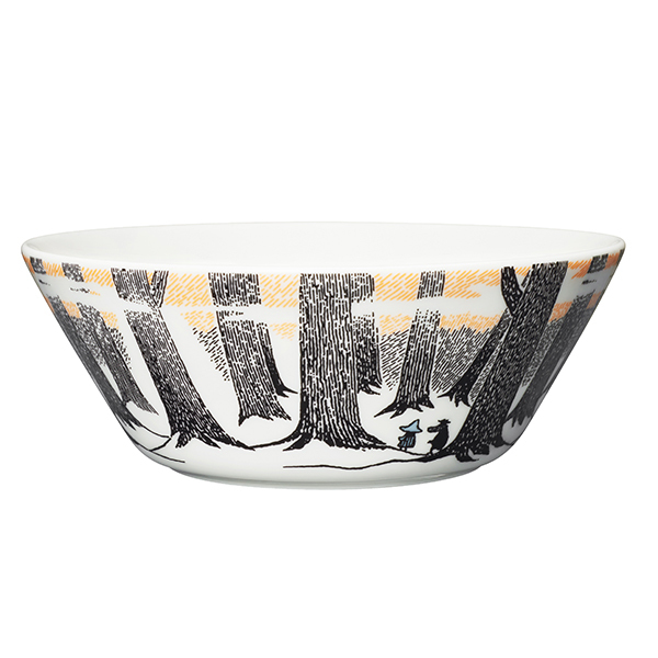 Arabia Moomin bowl, True to Its Origins