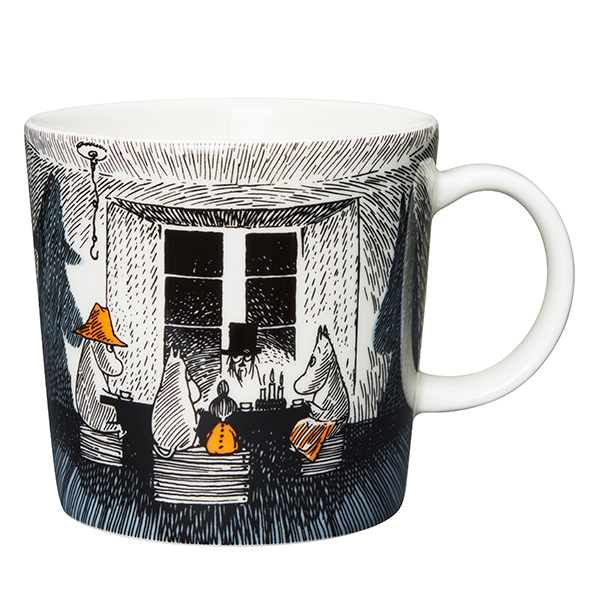 Arabia Moomin mug, True to Its Origins