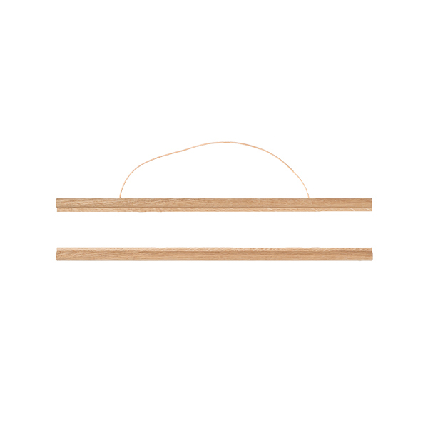 Teemu Järvi Illustrations Wooden poster frame, 50 cm | Finnish ...