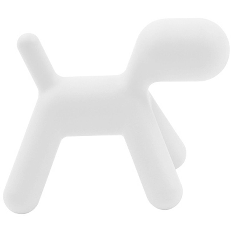 Magis Puppy, XL, white