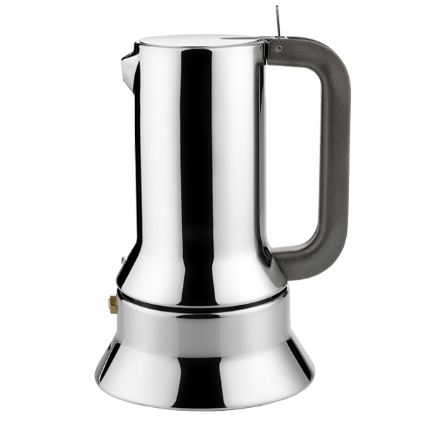 Alessi Espresso coffee maker 9090, 6 cups