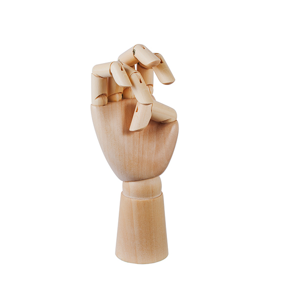Hay Mano di legno, S