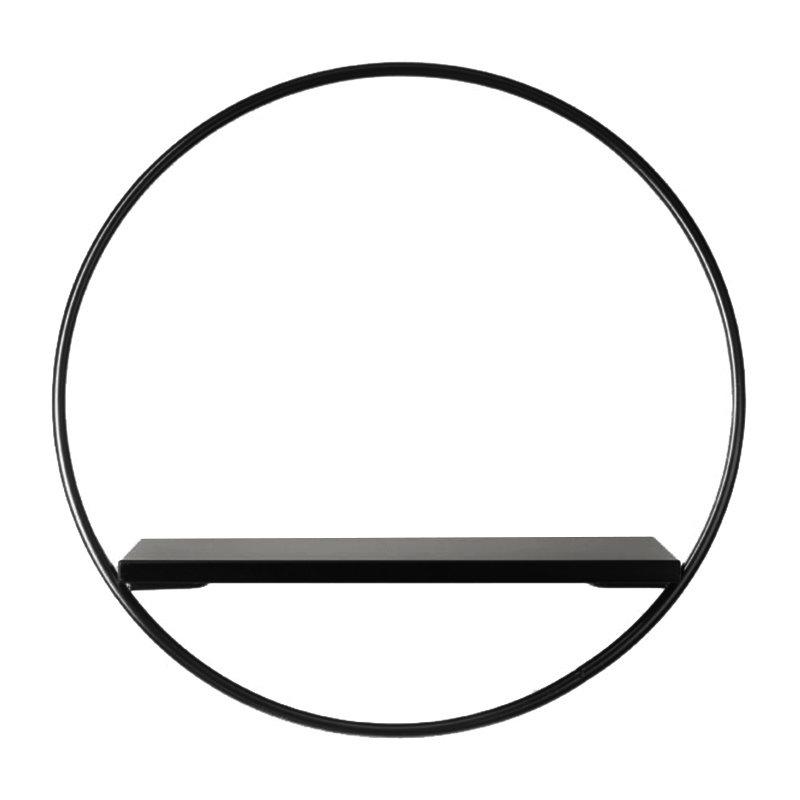 Hakola Lempi shelf, black