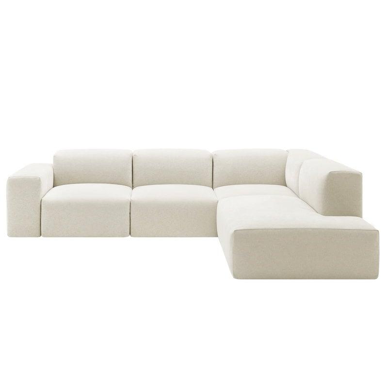 Basta Cubi Corner Sofa Open End Right, Furniture Brands International Stock