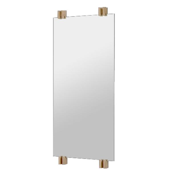 Skagerak Cutter mirror, teak