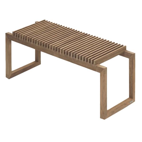 Skagerak Cutter bench, teak