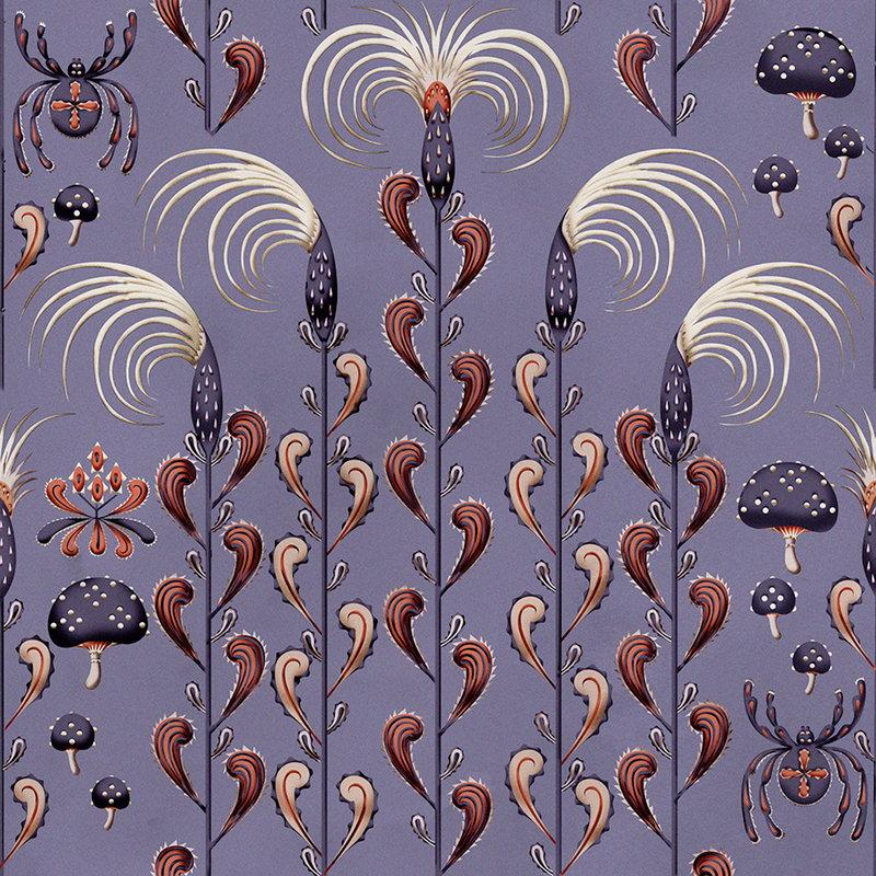 Klaus Haapaniemi Spider wallpaper