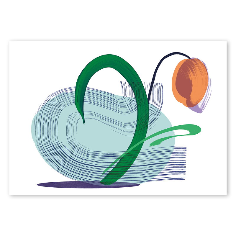 Gift Card Vase