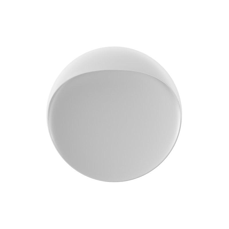 Louis Poulsen Lampada da parete Flindt 20 cm, bianca