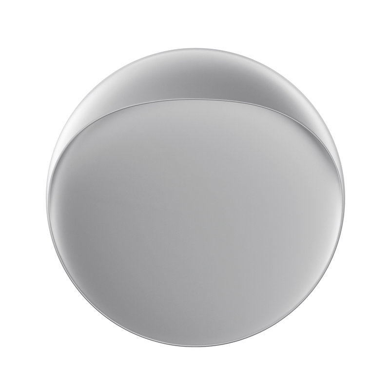 Louis Poulsen Flindt wall lamp 30 cm, aluminium