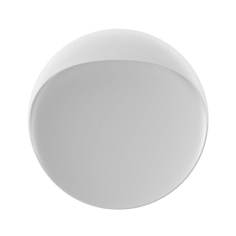Louis Poulsen Lampada da parete Flindt 30 cm, bianca
