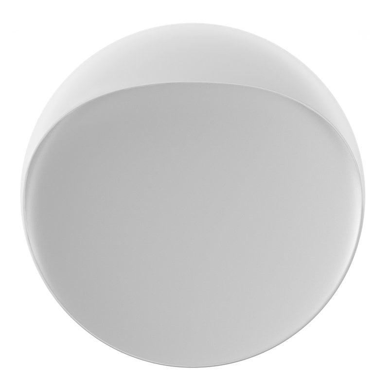 Louis Poulsen Lampada da parete Flindt 40 cm, bianca