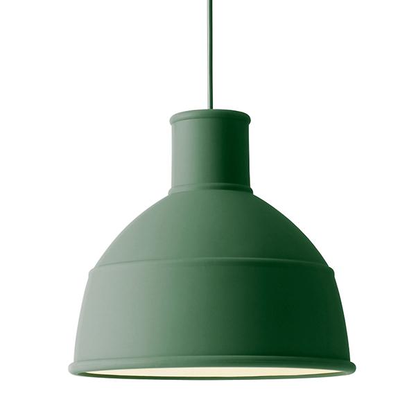 Muuto Lampada Unfold, verde