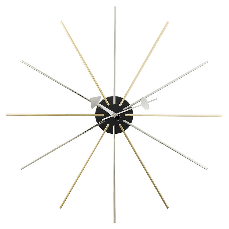 Vitra Orologio Star Clock