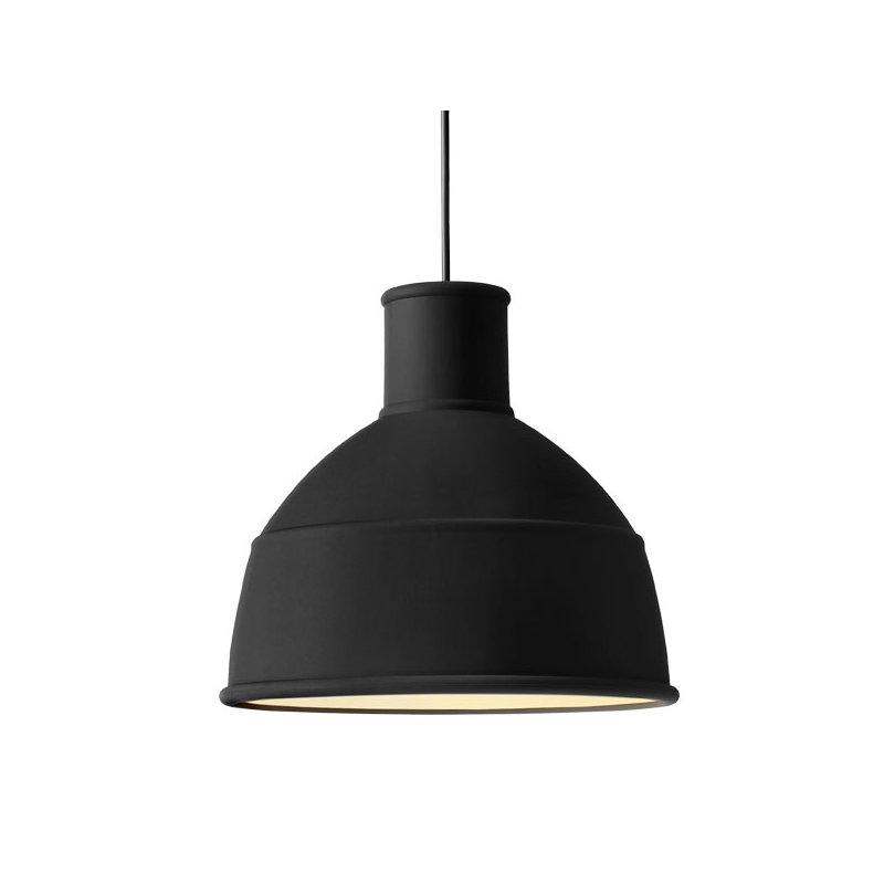 Muuto lampada unfold nera finnish design shop for Lampade svedesi