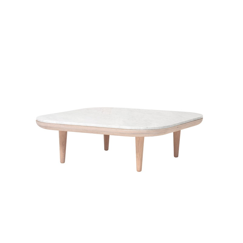 tradition fly sc4 coffee table white finnish design shop. Black Bedroom Furniture Sets. Home Design Ideas