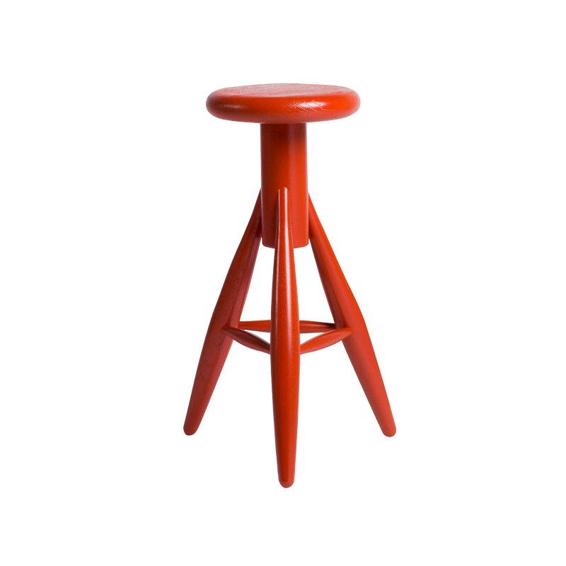 Artek Rocket bar stool jolly red Finnish Design Shop : 218Artekiso from www.finnishdesignshop.com size 800 x 800 jpeg 27kB