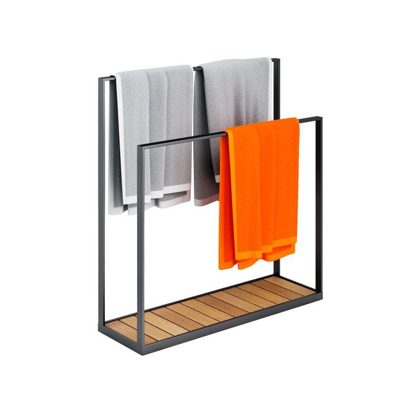 R shults porta asciugamani garden finnish design shop - Porta asciugamani design ...