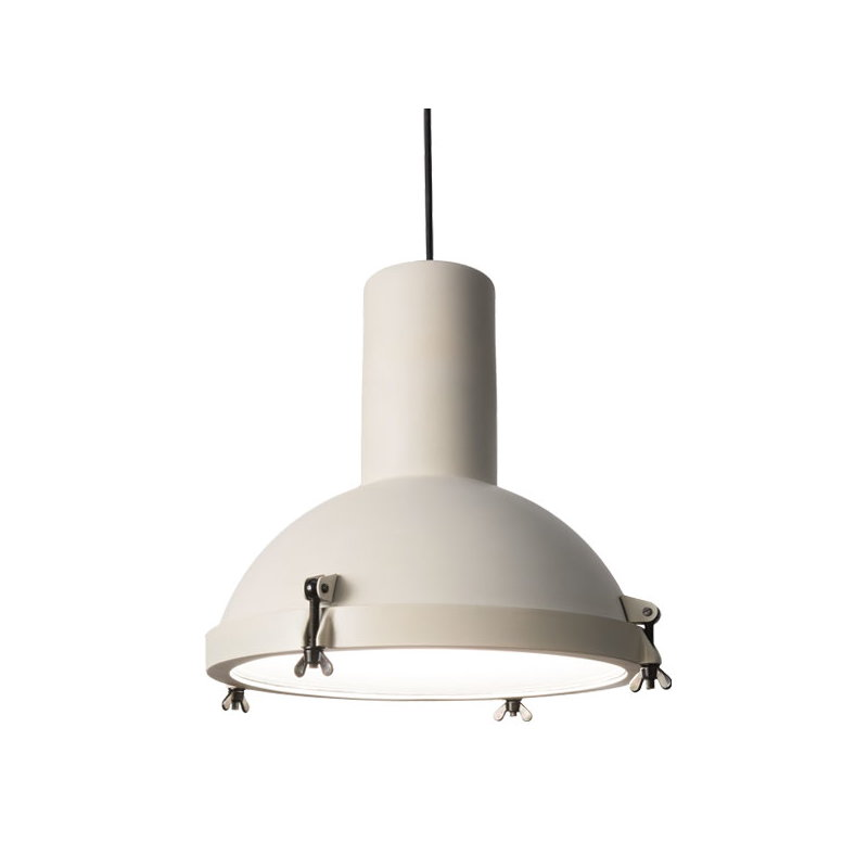 Nemo lighting projecteur 365 pendant white sand finnish design shop - Nemo verlichting ...