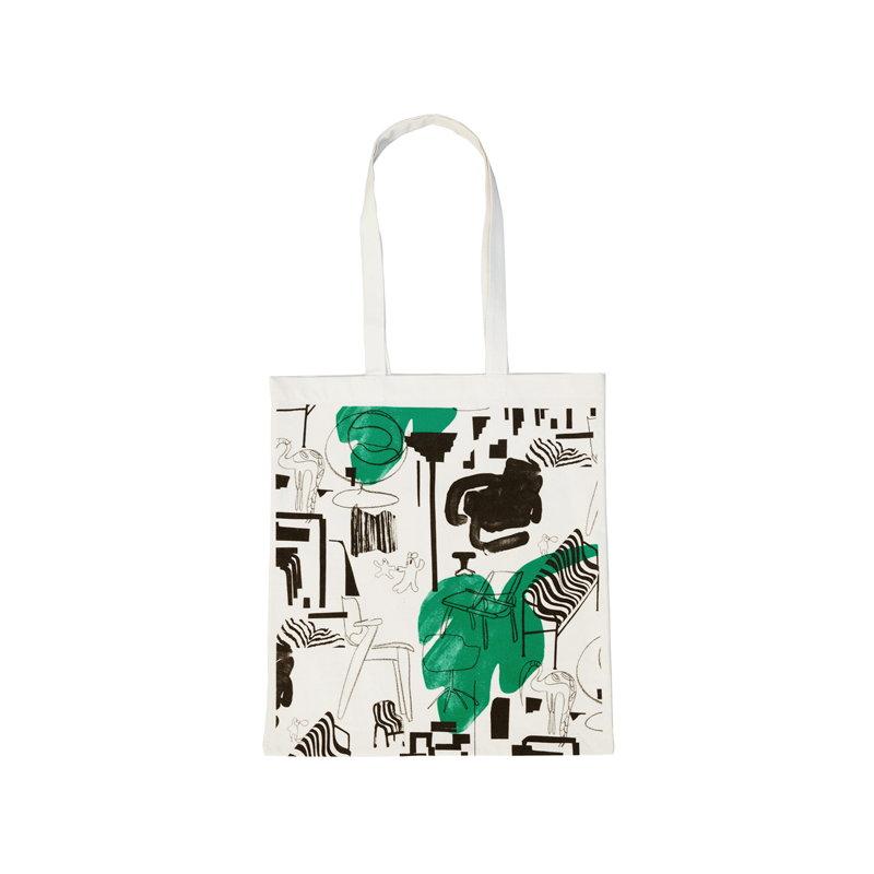 linda tote bag finnish design shop. Black Bedroom Furniture Sets. Home Design Ideas