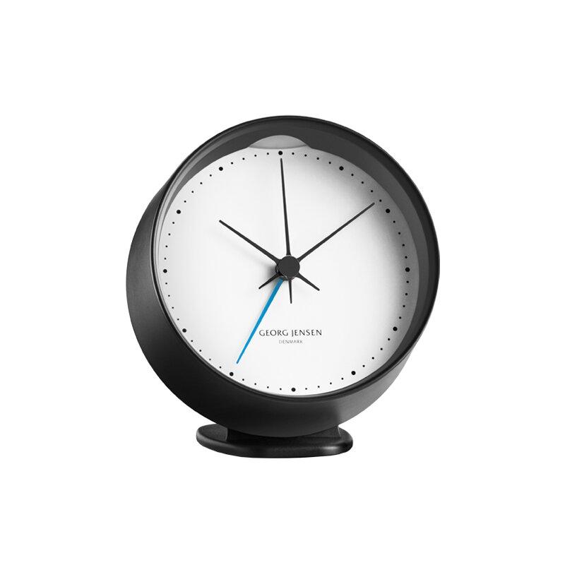 georg jensen alarm clock instructions