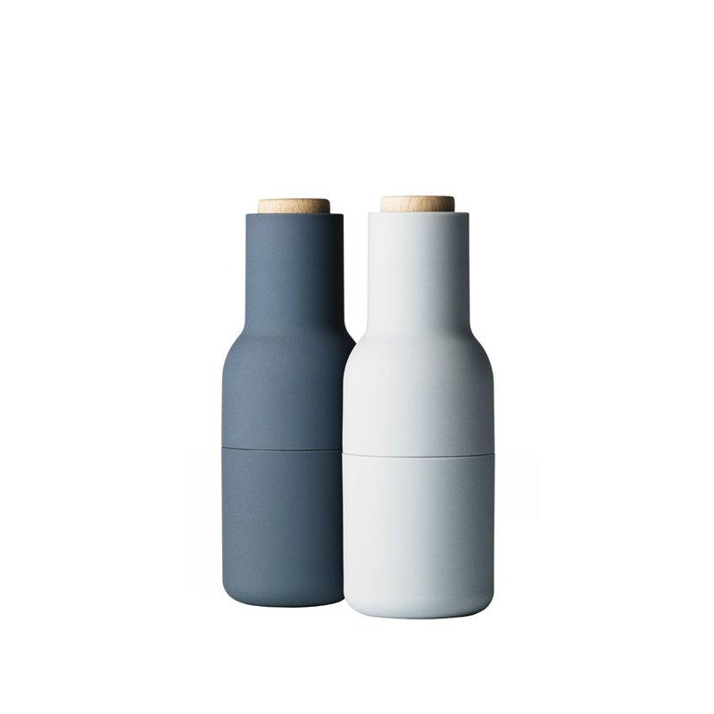 menu bottle grinder 2 pack blue finnish design shop. Black Bedroom Furniture Sets. Home Design Ideas