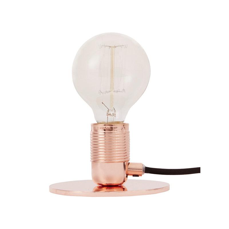 Frama lampada da tavolo e27 rame finnish design shop - Lampada da tavolo design ...