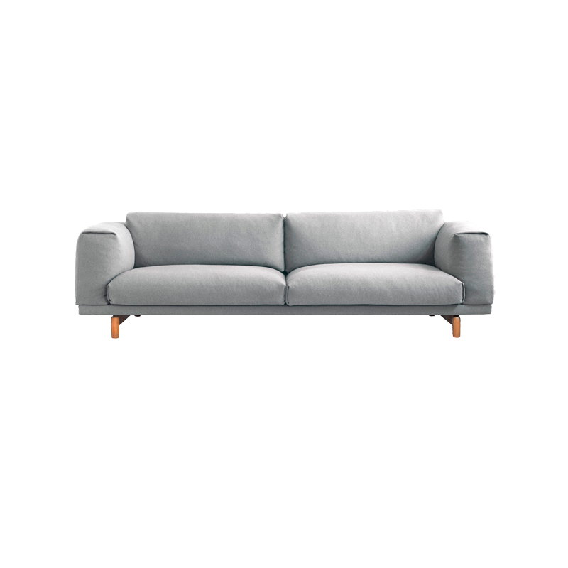 muuto rest sofa 3 seater finnish design shop. Black Bedroom Furniture Sets. Home Design Ideas