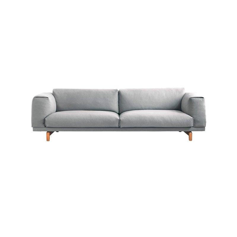 muuto rest sofa 3 seater finnish design shop. Black Bedroom Furniture Sets. Home Design Ideas