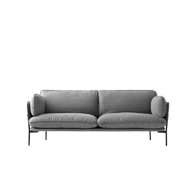 Cloud Three Seater Sofa, Hot Madison CH1249/724
