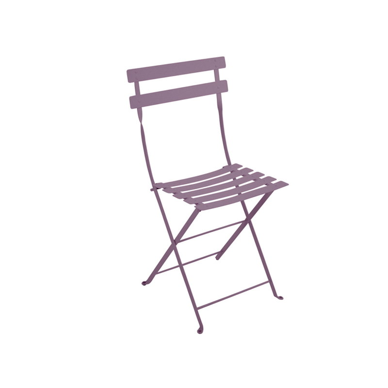 fermob bistro metal chair plum finnish design shop. Black Bedroom Furniture Sets. Home Design Ideas