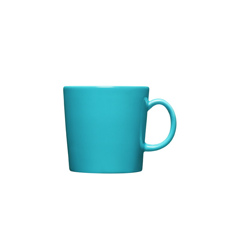 iittala teema mug 0 3 l turquoise finnish design shop. Black Bedroom Furniture Sets. Home Design Ideas