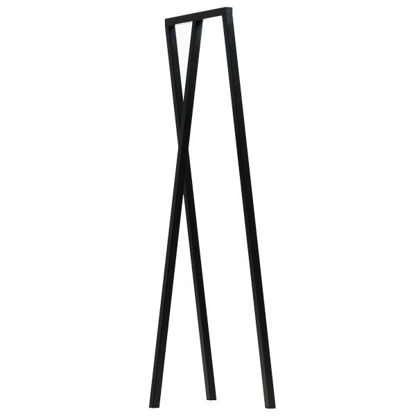 Hay Loop Stand naulakko, musta Finnish Design Shop