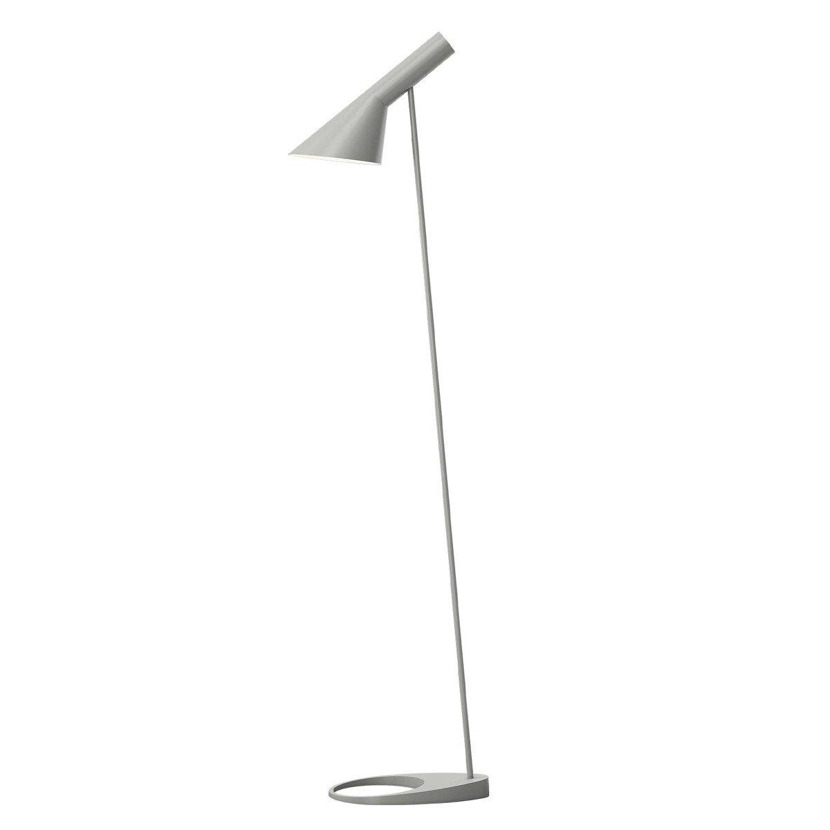 Louis Poulsen Aj Floor Lamp, Original Grey