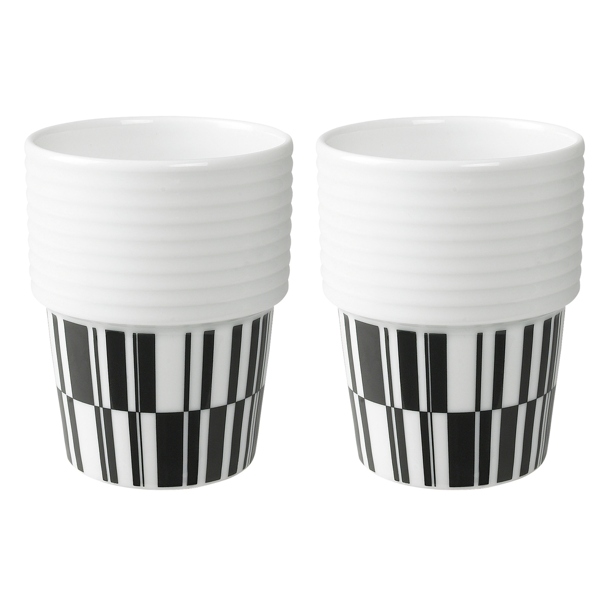 rörstrand filippa k coffee mug 0,31 l, 2 pcs, deco