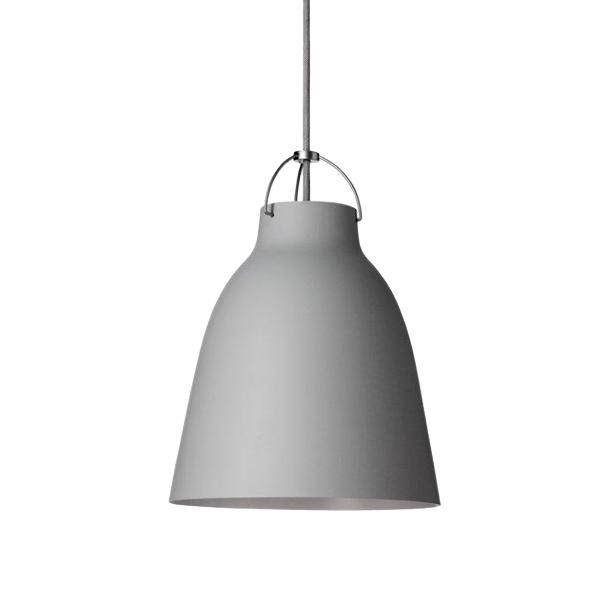 Lightyears caravaggio p2 lamp matt light grey finnish design shop