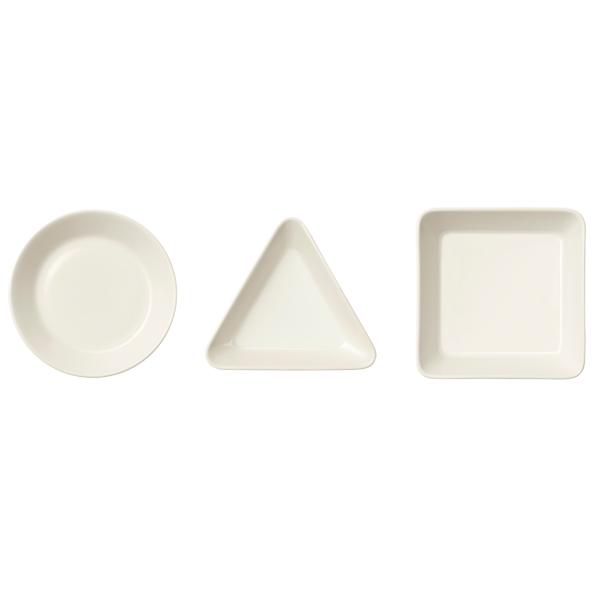 iittala teema mini tarjoilusetti 3 osaa valkoinen finnish design shop. Black Bedroom Furniture Sets. Home Design Ideas