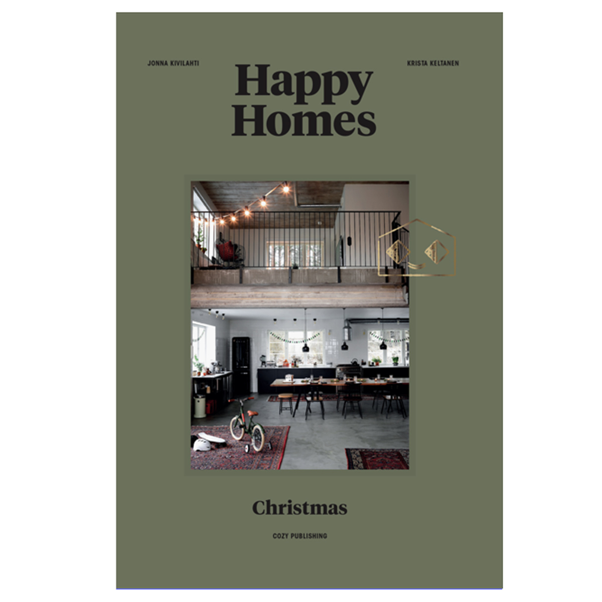 Cozy Publishing Happy Homes Christmas Finnish Design Shop