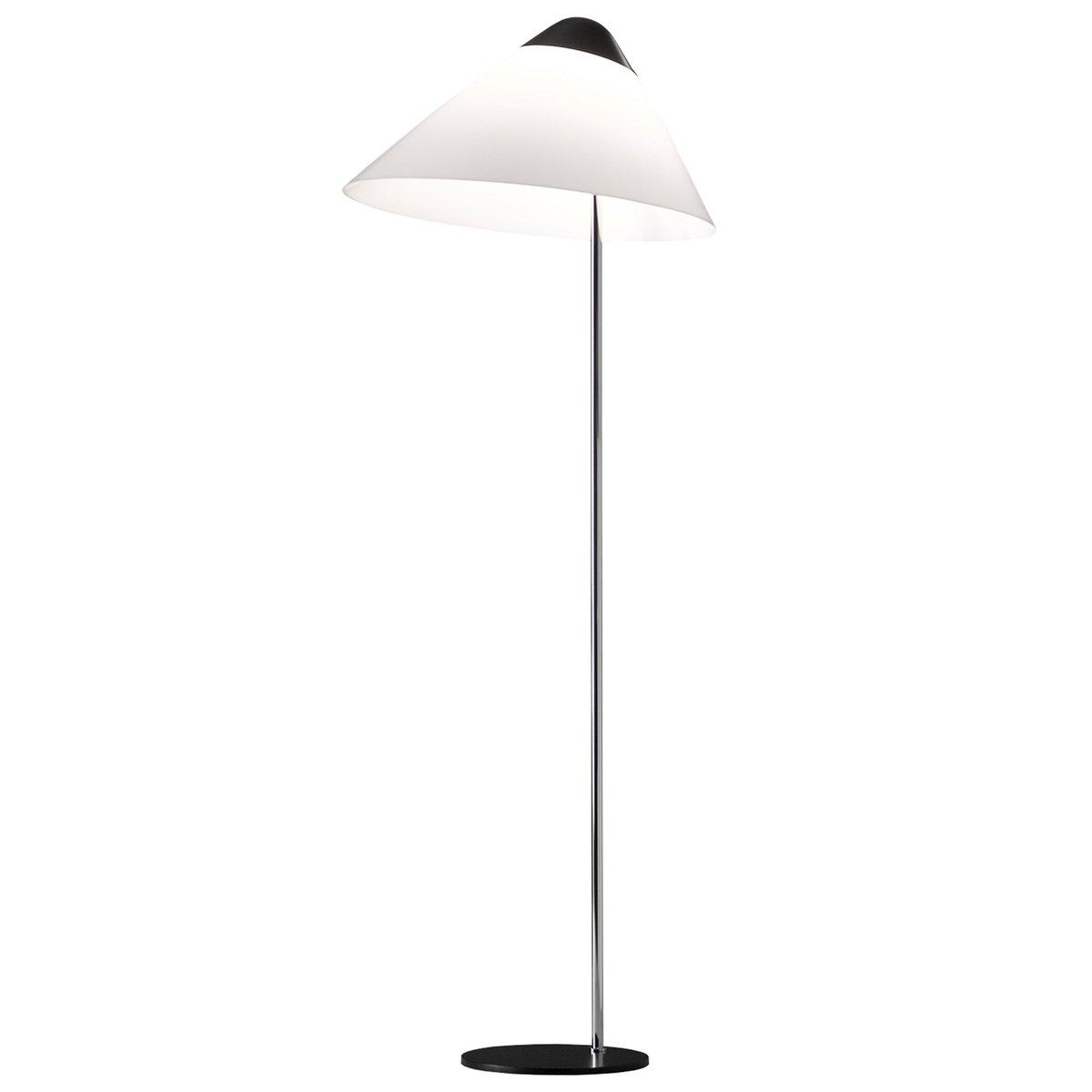 Pandul Opala Maxi Floor Lamp, Black