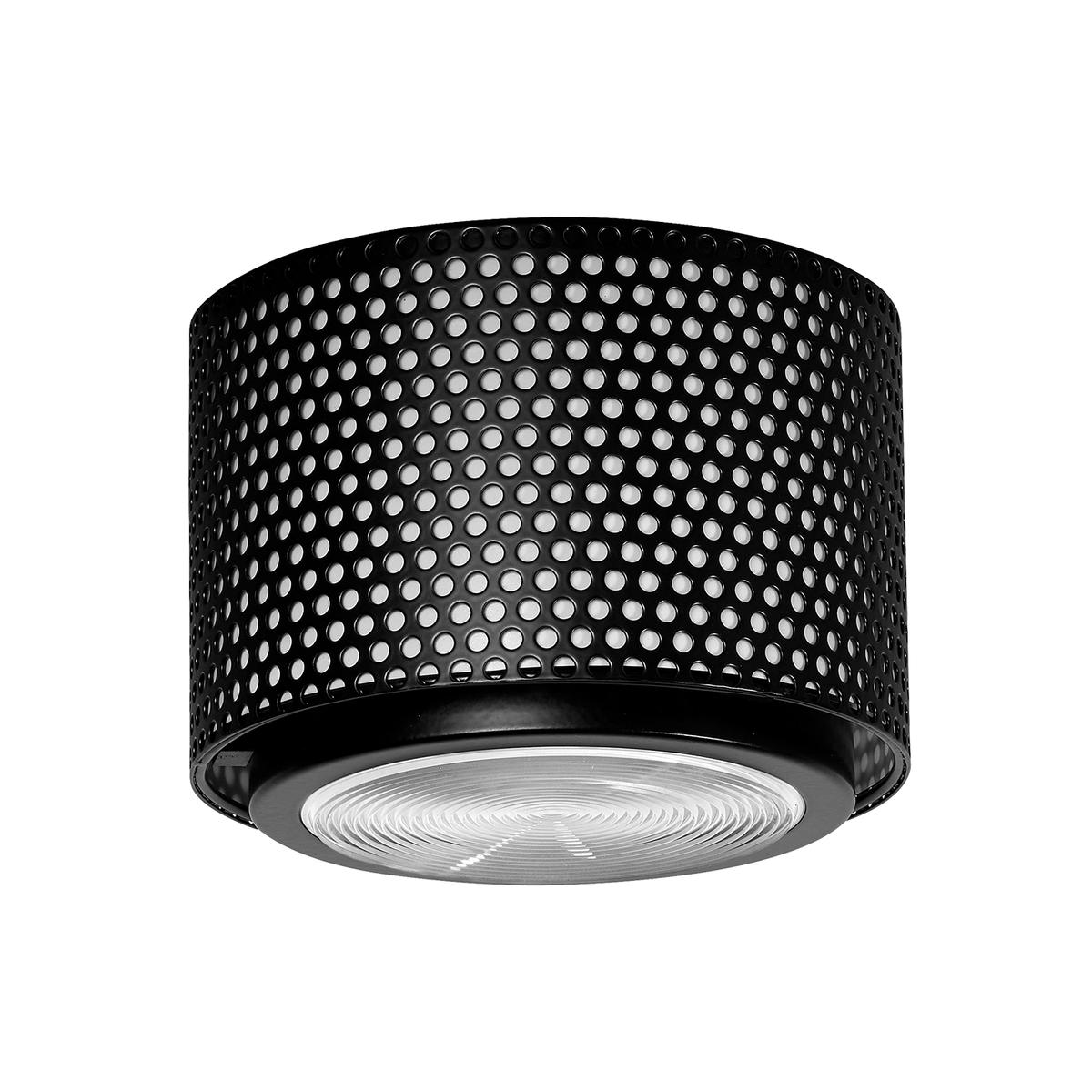 Sammode G13 Ceiling Lamp, Small, Black