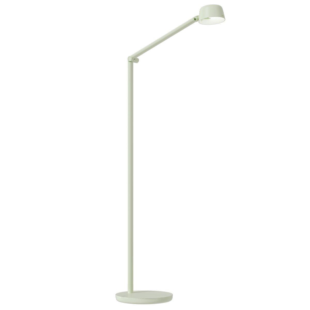 Luxo Motus Floor-2 Floor Lamp, Mild Citrus