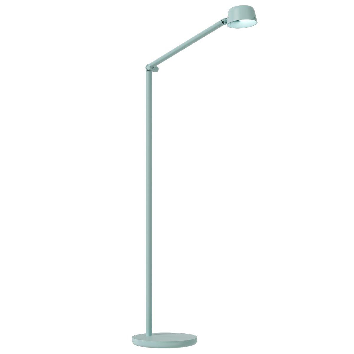 Luxo Motus Floor-2 Floor Lamp, Silk Teal
