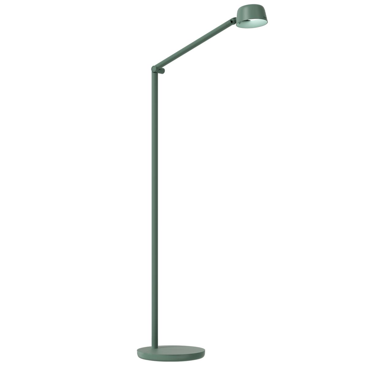 Luxo Motus Floor-2 Floor Lamp, Estate Green