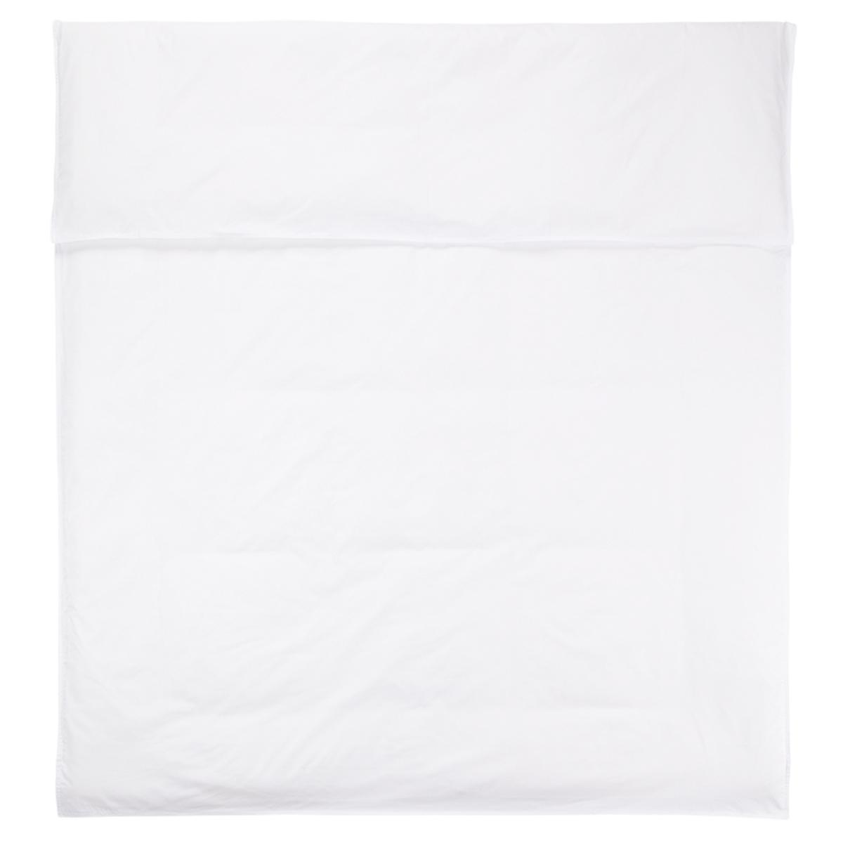 Matri Noora Double Duvet Cover, White